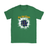 NFL – Awesome New York Giants Football Shirts-T-shirt-Gildan Womens T-Shirt-Irish Green-S-Itees Global