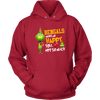 NFL – Cincinnati Bengals Makes Me Happy You Not So Much The Grinch Football Sweatshirt-T-shirt-Unisex Hoodie-Red-S-Itees Global