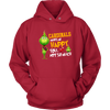 NFL – Arizona Cardinals Makes Me Happy You Not So Much The Grinch Football Sweatshirt-T-shirt-Unisex Hoodie-Red-S-PopsSpot