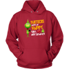 NFL – Carolina Panthers Makes Me Happy You Not So Much The Grinch Football Sweatshirt-T-shirt-Unisex Hoodie-Red-S-PopsSpot