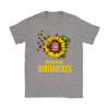 NFL - Denver Broncos Sunflower Football NFL Shirts-T-shirt-Gildan Womens T-Shirt-Sport Grey-S-Itees Global