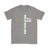NFL – All I Need Today Is A Little Bit Of Green Bay Packers And A Whole Lot Of Jesus Football Shirt-T-shirt-Gildan Womens T-Shirt-Sport Grey-S-Itees Global