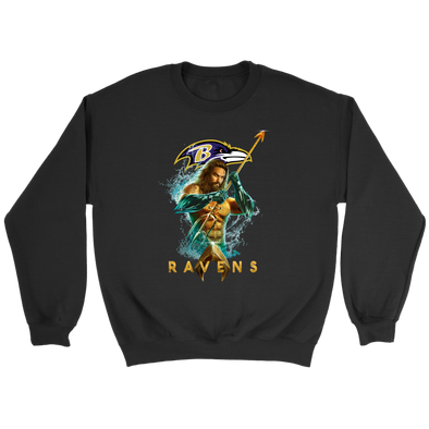 NFL – Baltimore Ravens Aquaman Football Shirts