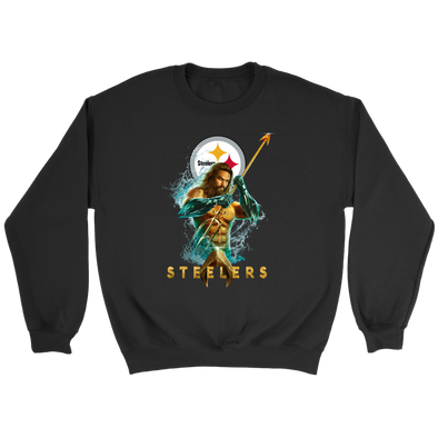 NFL – Pittsburgh Steelers Aquaman Football Shirts