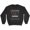 NFL - All I Want For Christmas Is Oakland Raiders Football Shirts-T-shirt-Crewneck Sweatshirt-Black-S-Itees Global