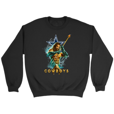 NFL – Dallas Cowboys Aquaman Football Shirts