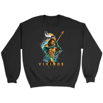 NFL – Minnesota Vikings Aquaman Football Shirts