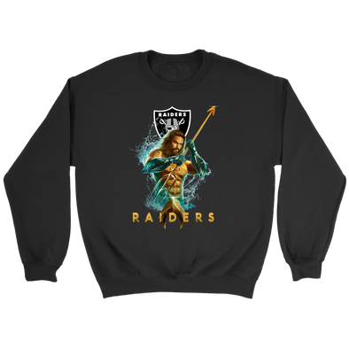 NFL – Oakland Raiders Aquaman Football Shirts