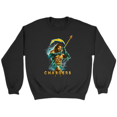 NFL – Los Angeles Chargers Aquaman Football Shirts