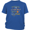 NFL – You Don't Like Los Angeles Rams Here Your Socks I Set You Free Harry Potter Shirts-T-shirt-District Youth Shirt-Royal Blue-XS-PopsSpot