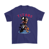 NFL – Tennessee Titans Venom Groot Guardian Of The Galaxy Football Shirts-T-shirt-Gildan Mens T-Shirt-Purple-S-PopsSpot