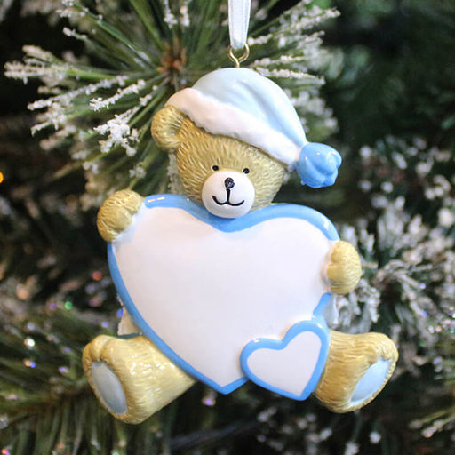 Baby's First Personalized Christmas Ornament #61253