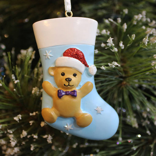 Bear Of Baby's First Personalized Christmas Ornament # 61256