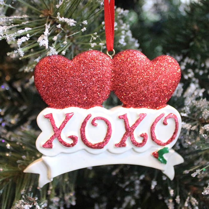 Heart Of Single  Christmas Ornament #61283