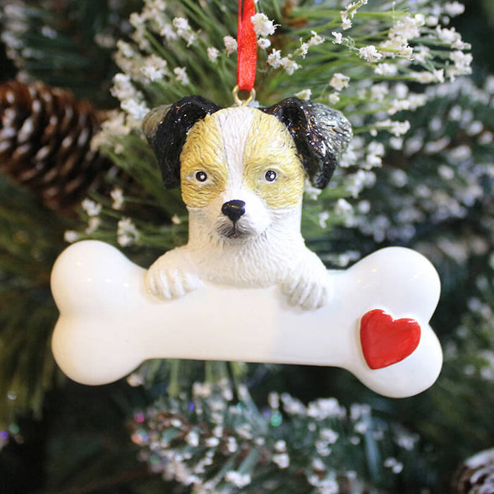 Personalized Dog Ornaments # 61364