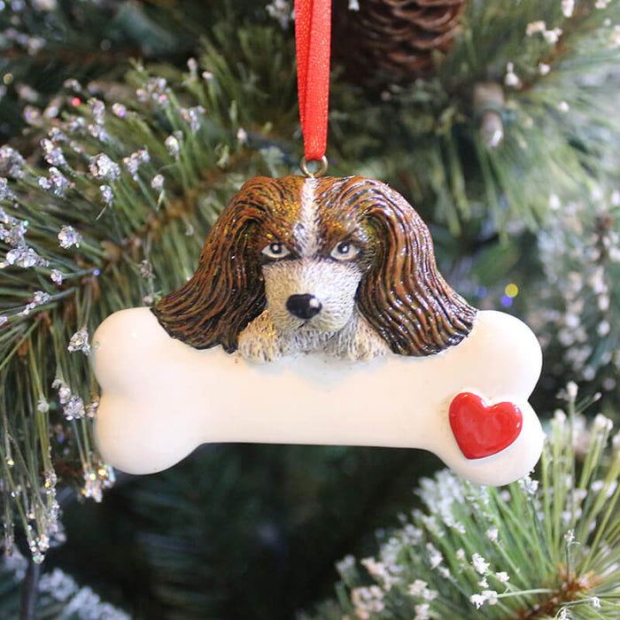 Personalized Dog Ornaments # 61379