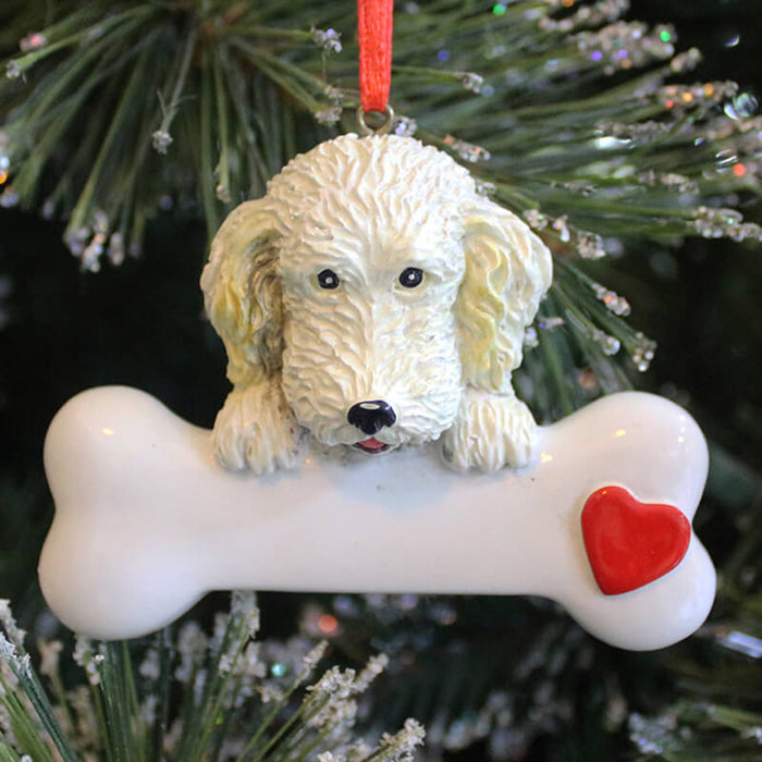 Personalized Dog Ornaments # 61387