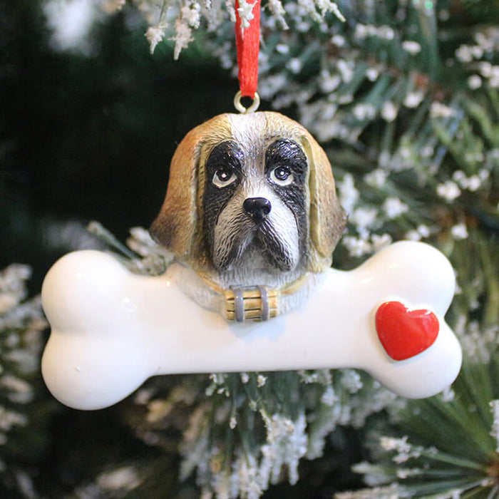 Personalized Dog Ornaments # 61395