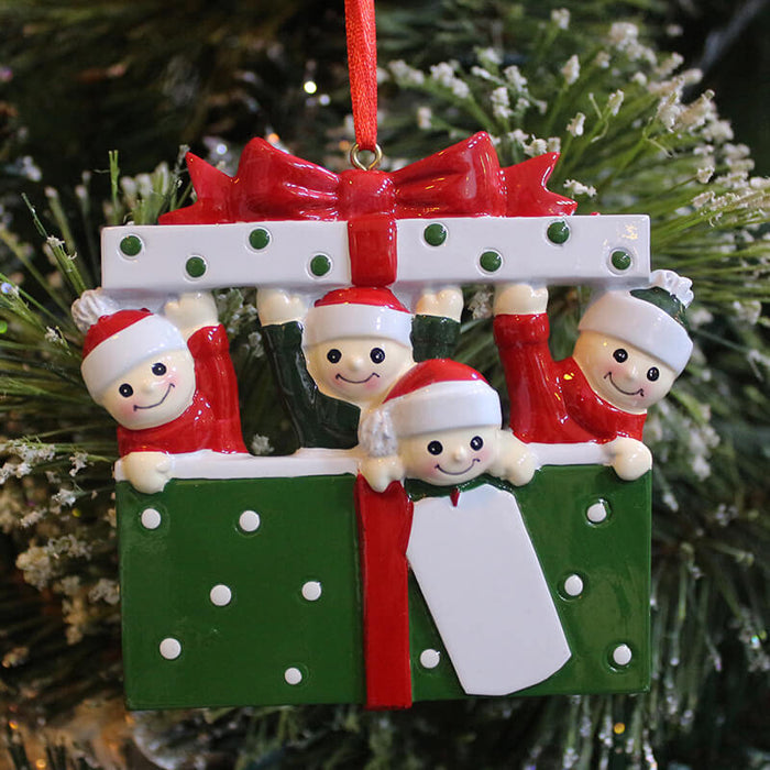Family  Christmas Ornaments #61400