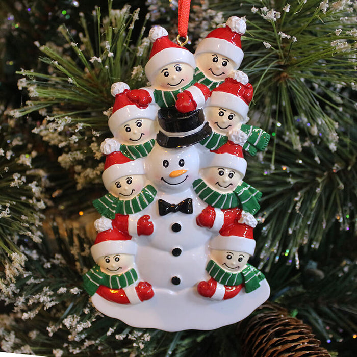 Family  Christmas Ornaments #61407