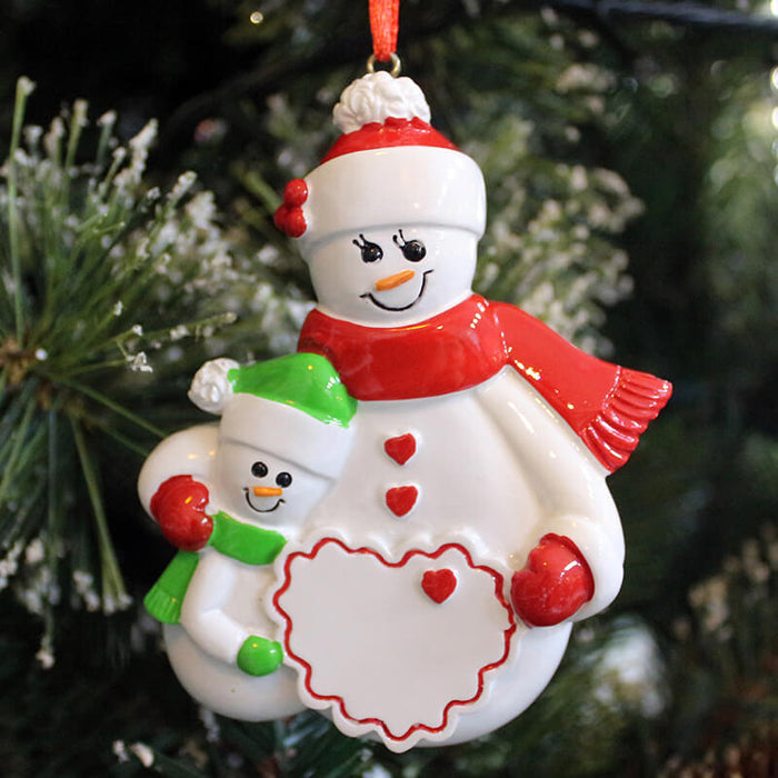 Family  Christmas Ornaments #61411