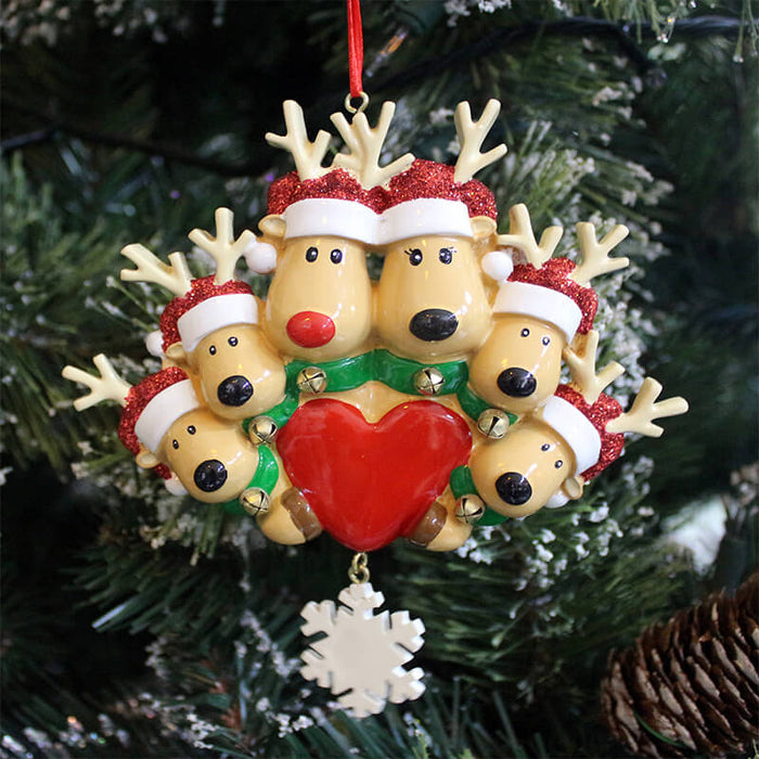 Family  Christmas Ornaments #61413