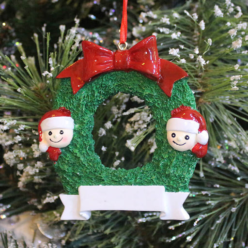 Family  Christmas Ornaments #61415