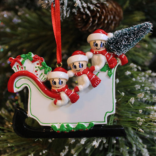 Family Christmas Ornament #61431
