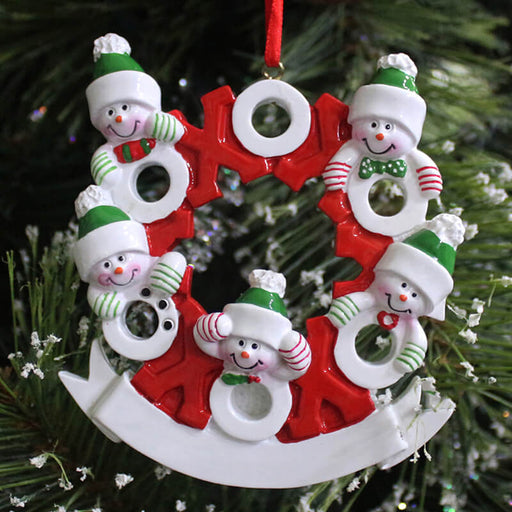 Family Christmas Ornament #61436