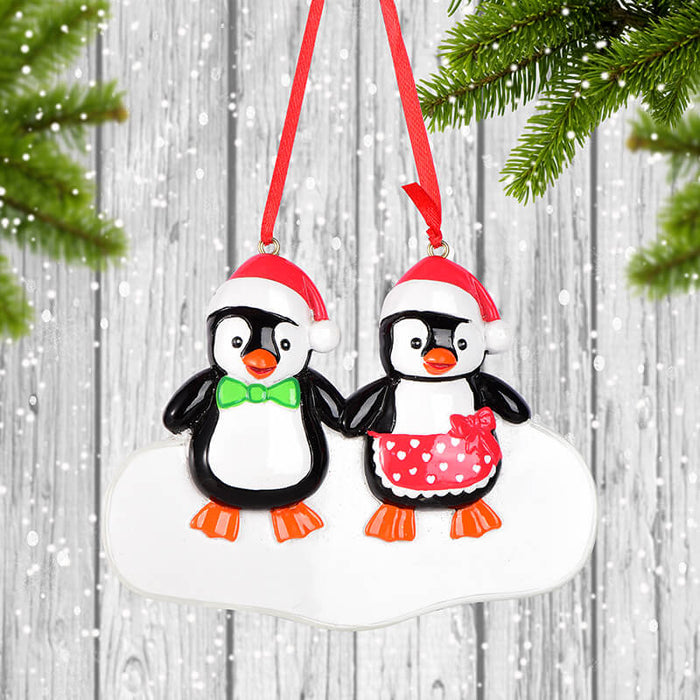 Penguin Of Family Christmas Ornament #61560
