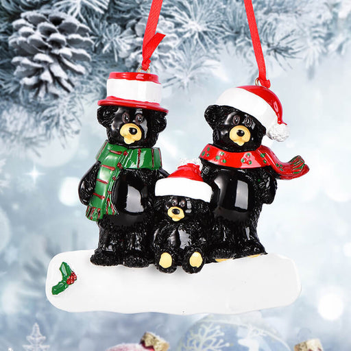 Bear Of Family Christmas Ornament #61567