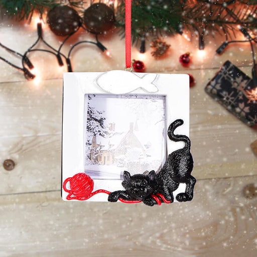 Personalized Christmas Puppy photo Frame #61589