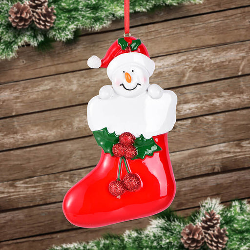 Snow baby of Single  Christmas Ornament #61607