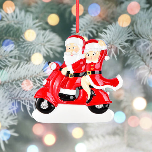 Santa clause  Of Couple Christmas Ornament#61619