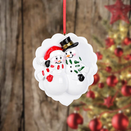 Couple Christmas Ornament#61626