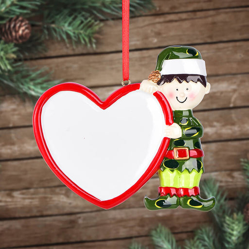 Single Baby Boy of  Christmas Ornament #61636