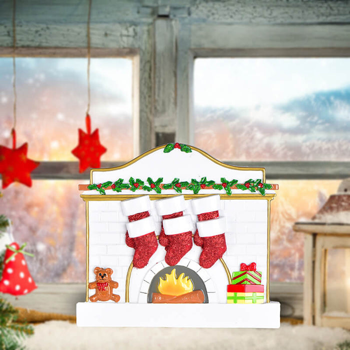 Fireplace Family Table Toppers #62565
