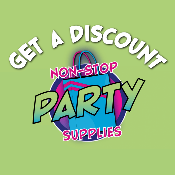 Get A Discount On Children's Party Bags | Non Stop Party Supplies