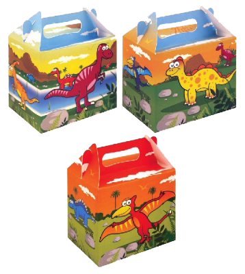 Dinosaur Themed Lunch Boxes