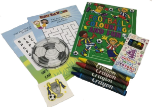 Football Themed Activity Pack
