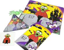 Load image into Gallery viewer, Halloween Pre-Filled Party Pack For A Kids Party