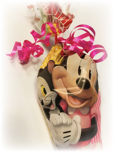 Minnie Mouse Themed Party Sweet Bag
