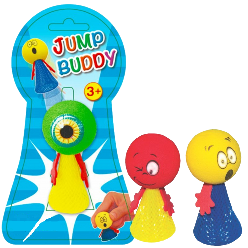 Jump buddy, toy, foam, foam toy, kids toy & party toys.