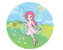 Load image into Gallery viewer, Fairy Sticker
