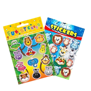 Jungle Themed Stickers