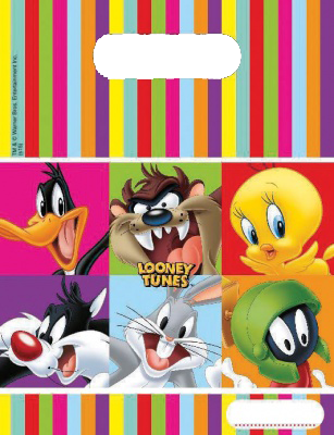 Looney Tunes Party Bag Themed