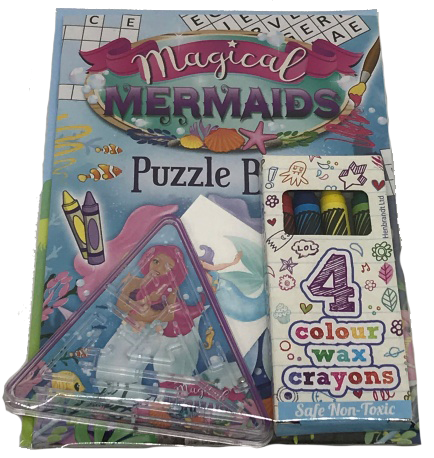 Mermaid Activity Pack