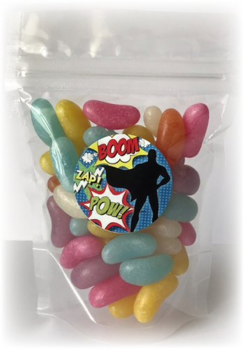 Superhero Sweet Pouch