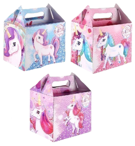 Unicorn Themed Lunch Boxes