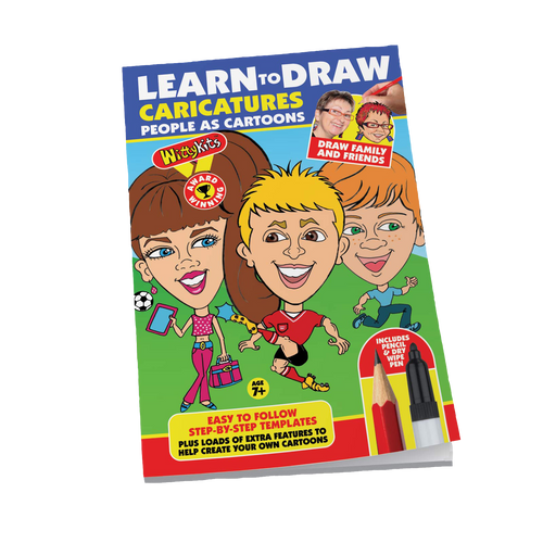 Caricatures Beginners Kit